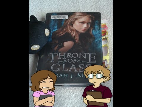 Literary Critique: Throne of Glass