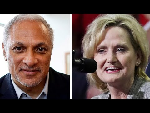 GOP Sen. Cindy Hyde-Smith defending seat from Democratic challenger Mike Espy