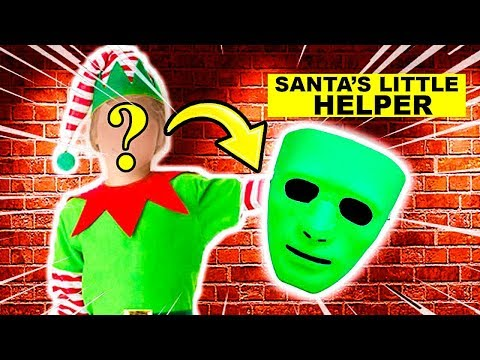 SLH IDENTITY EXPOSED! | THIS IS WHO SANTAS LITTLE HELPER IS! GAME MASTER'S SLH EXPOSED!