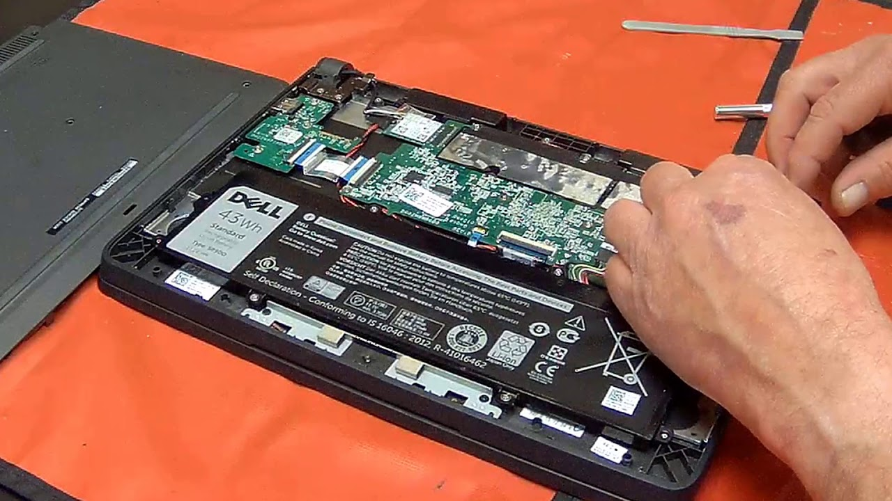 How To Replace the Charging Port on the Dell Chromebook 11 3120