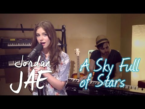Coldplay - A Sky Full Of Stars (Cover By Jordan JAE- Live @ SlumboLabs)