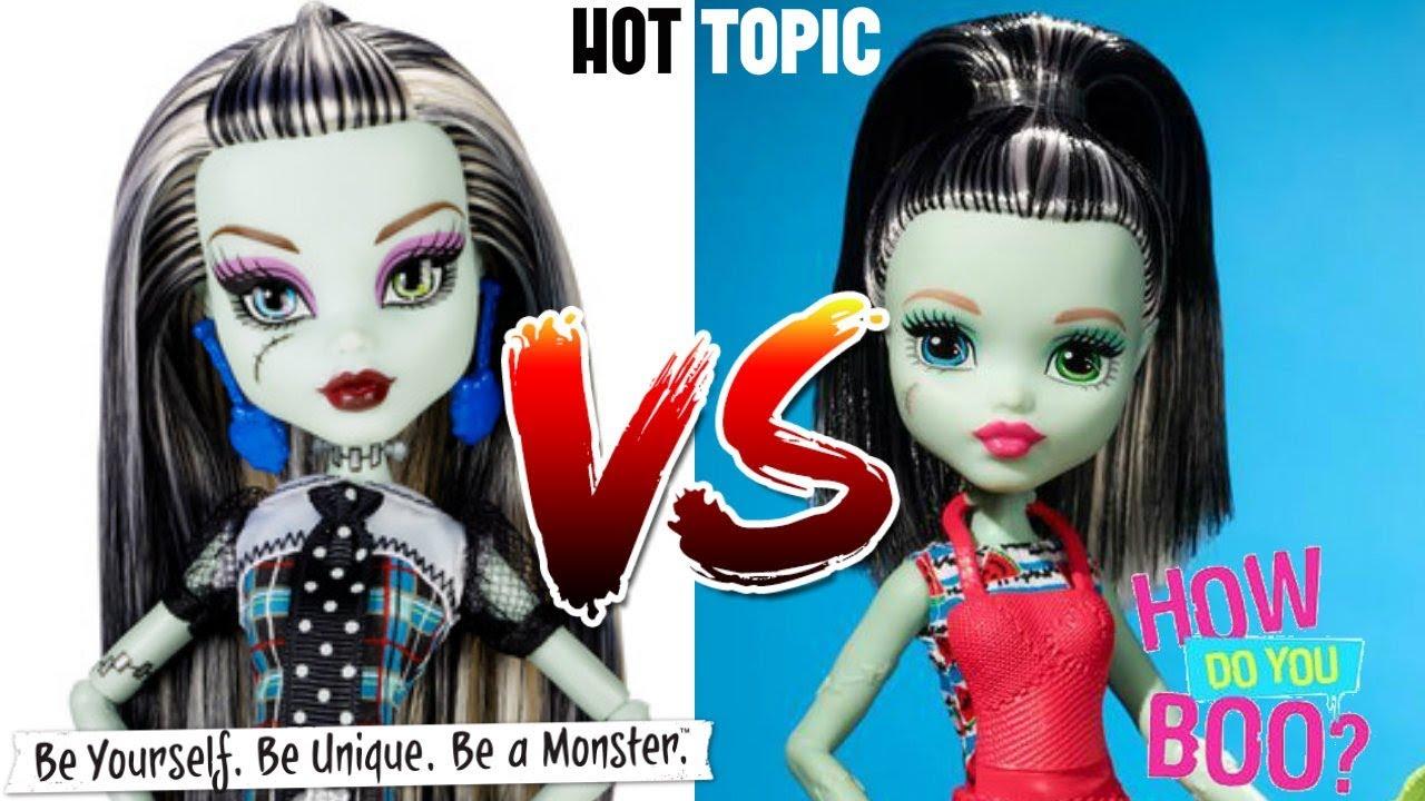 Join. All monster high girl dolls