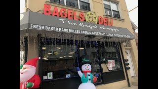 See Inside The Bagel Shoppe On Staten Island