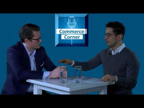 Commerce Corner #10 with Christian Evers (COO Engel & Völkers)