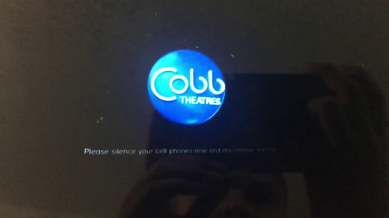 cobb theaters cell phone policy  2016-