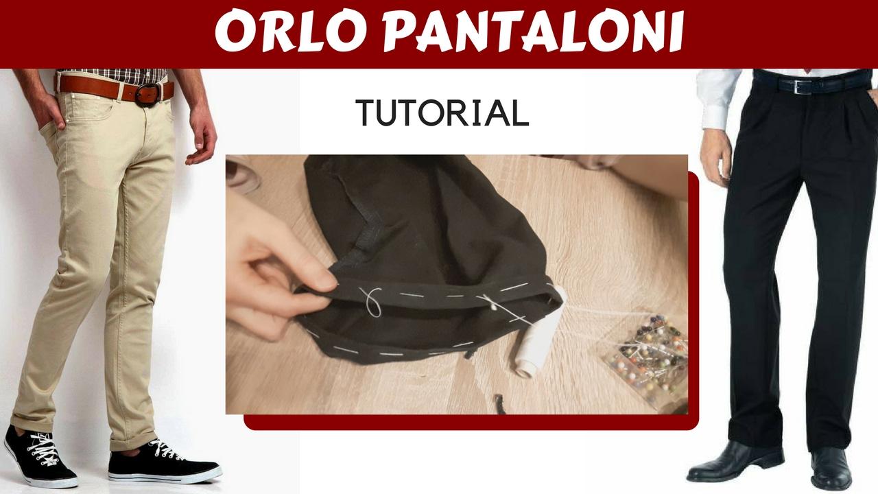 Cucire Lorlo Ai Pantaloni Eleganti O Casual