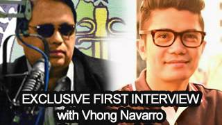 Interview Vhong Navarro with Tony Calvento after DOJ resolution