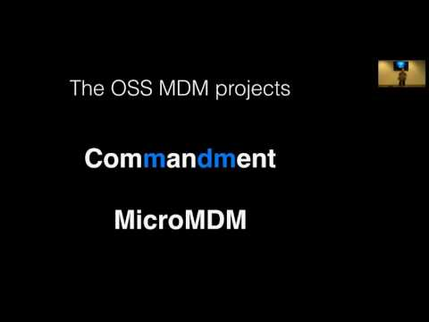 Open Source MDM State of the Union 2016