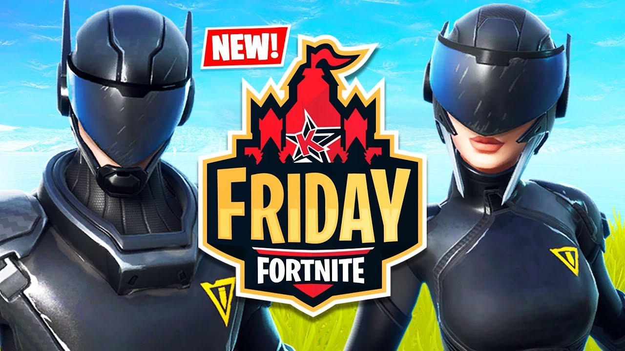 Fortnite Friday Season X $20,000 Tournament! (Fortnite Battle Royale) thumbnail