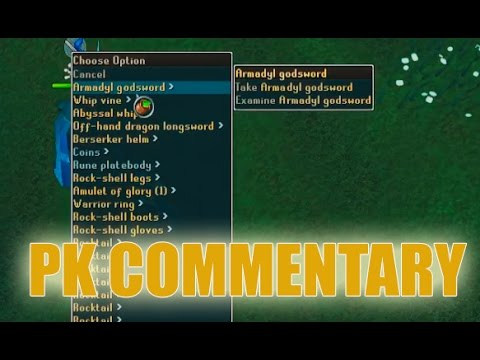 Runescape Legacy Pk Commentary Attuned Crystal Halberd 8 Youtube
