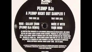 Plump Djs - Move It With Your Mind