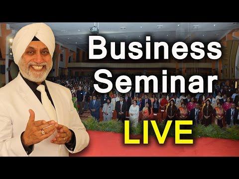 Business Seminar in Hindi LIVE | Motivational Seminar in Hindi | Employees Motivational | TsMadaan