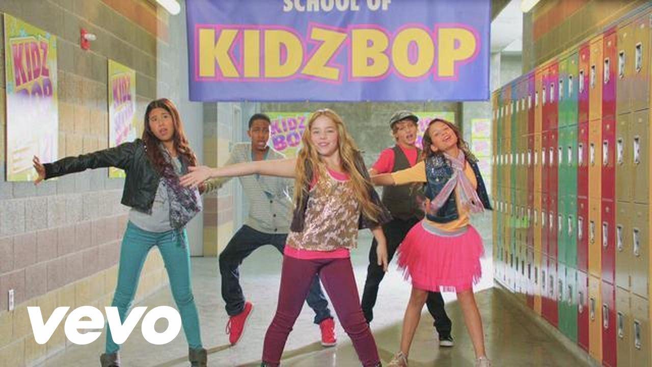 Kidz Bop Kids - The Edge Of Glory - YouTube