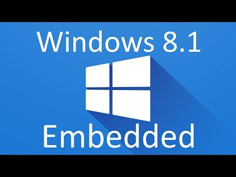 Скачать Windows Embedded 8.1 Industry по ссылке. Зачем нужна версия Embedded ?