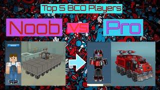 TOP 5  Blocky Cars Online Players screenshot 4