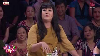 NSND Hồng Vân xúc động nhớ về bà, MC Lại Văn Sâm lặng người nghe Hồng Vân hát