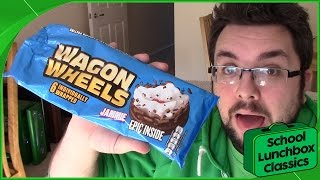 Wagon Wheels Review (jammie) | School Lunchbox Classics