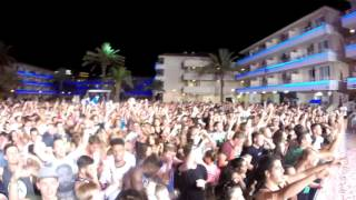 WE HIT TURBULENCE | Laidback Luke LIVE @  STAGE BH MALLORCA