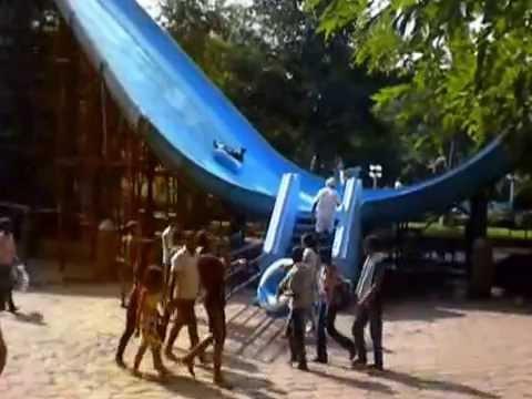 Black Thunder Theme park, Ooty Main Road, Mettupalayam, India