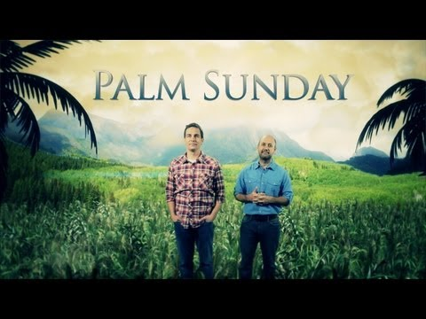 Skit Guys - Palm Sunday