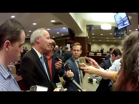 Unedited Video Interviews with Asa Hutchinson about Arkansas Works