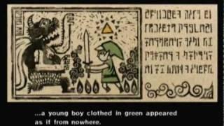 "Zelda: Wind Waker - Part 1: ""The story begins"""