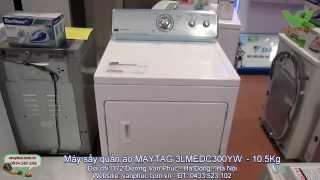 Máy sấy quần áo MAYTAG 3LMEDC300YW 10.5 Kg