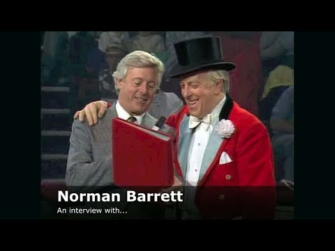 Norman Barrett recalls This Is Your Life