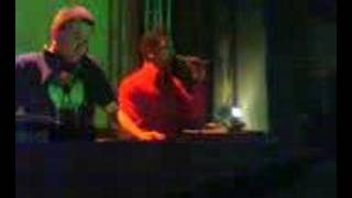 Marc MacRowland & Andy Sherman @ Sushi Samba - Thalia Lounge