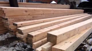 Брус деревянный февраль 2013 год(http://www.sng-shop.ru/catalog/brus-m/brus-stroitelniy Брус: дома складываются легко! Длина бруса -- 6 м, можно заказать и больше --..., 2013-02-05T05:48:49.000Z)