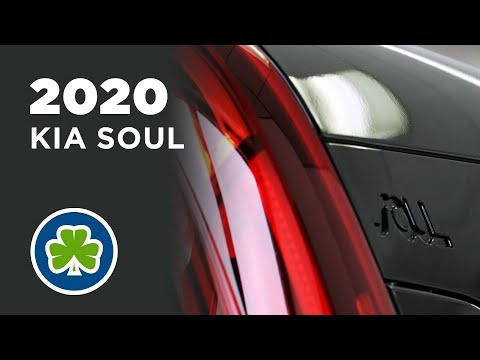 Features On The All New 2020 Kia Soul Youtube
