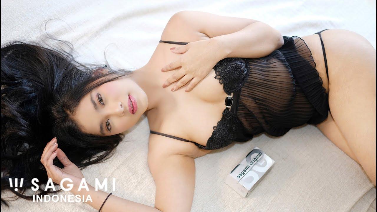 "Download ""Imagination"" Evitry Muthia Sagami Idol Indonesia October 2019 x Sagami condom"