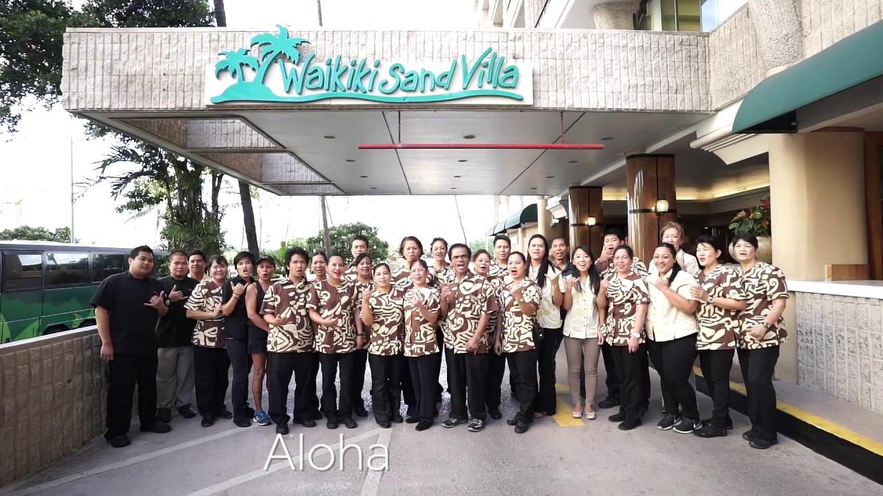Son Seung Won: Welcome To Waikiki Sand Villa Hotel!