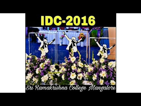 IDC-2016 (3) Sri Ramakrishna College Mangalore