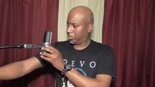 The AKG C214 Studio Microphone Setup and Test