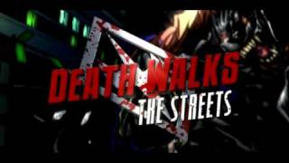 Death Walks the Streets - Comic Book Trailer 1