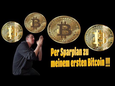 Per Bitpanda Sparplan Zum Ersten Bitcoin // Bitpanda Savings