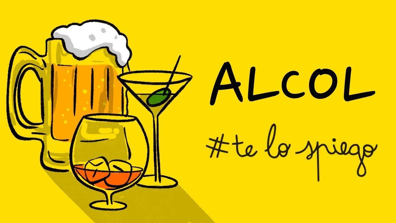 TUTTO QUELLO CHE DEVI SAPERE SULL'ALCOL: #TELOSPIEGO!
