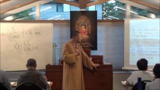 中道佛學會 解深密經講釋 第十八講 (2015-06-26)