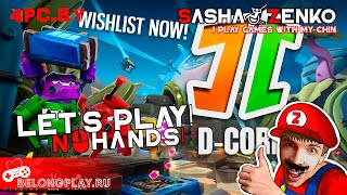 D-Corp Gameplay (Chin & Mouse Only)
