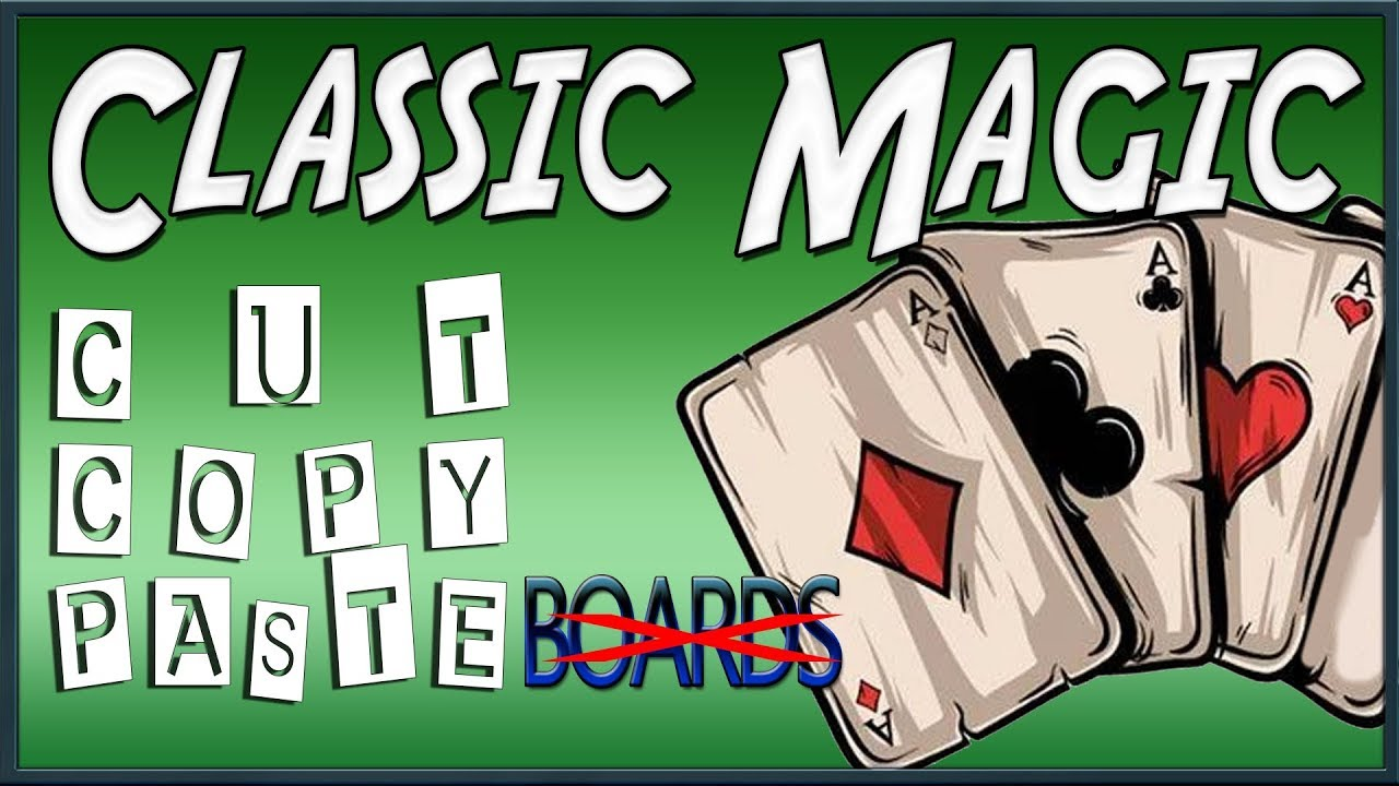 classic card magic from the archives  easy to do magic