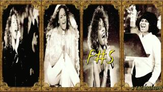 Mariah Carey vs Beyoncé vs Whitney Houston vs Aretha Franklin - F#5 Vocal Battle