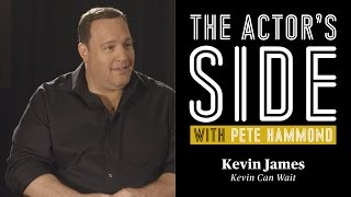 The actor's side - kevin james