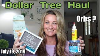 Dollar Tree Haul/ New Items 《 Orbs or Dust》BONUS Footage