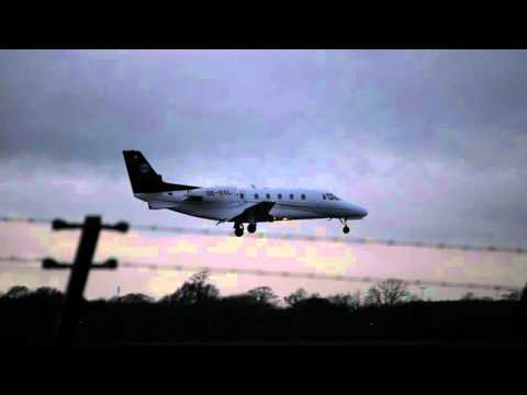 Speedwings Executive Jet Flight OEGXL (Unknown to BHX)