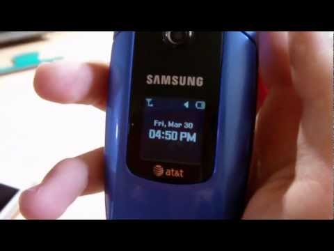 Samsung A167 Cell Phone