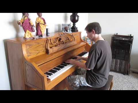 Gracie's Theme Paul Cardall Piano Cover