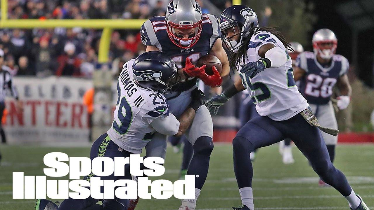 Sports Illustrated Football Seahawks