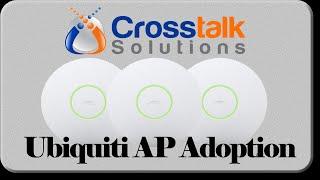 Download lagu Ubiquiti AP Adoption Crosstalk Solutions MP3