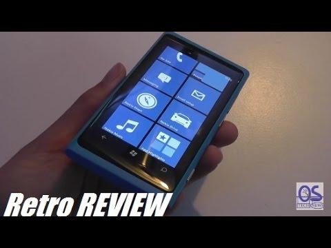 Retro Review: Nokia Lumia 800 - Iconic Windows Phone